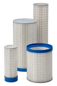 Filter Cartridges for assembly onto Spigot