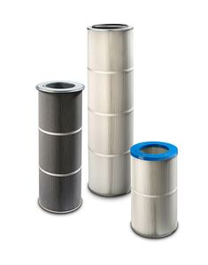 Filter Cartridges Ø 327 mm