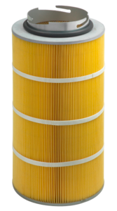 Filter Cartridges Ø 327 mm with Bayonet System