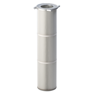 Filter Cartridges Ø 214 mm with 4 Lug Flange