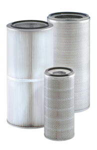 Filter Cartridges Ø 324, 327 mm MICROTEX